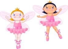 Little fairies Stock Photo