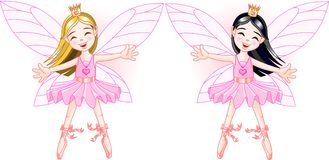 Little fairies Stock Photo