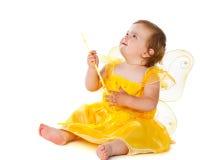 Little fairy Royalty Free Stock Photo
