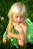 Little fairy Stock Photos