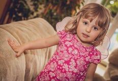Little fairy Stock Image