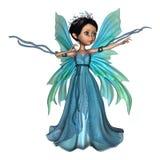 Little Fairy Butterfly Stock Photo