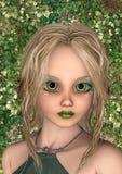 Little Fairy Royalty Free Stock Photos
