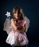 Little fairy Royalty Free Stock Image