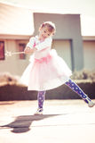 Little Fairy Stock Photo