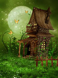 Little fairy house Royalty Free Stock Photo