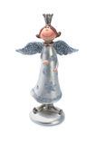 Little fairy toy. On the white background Stock Photos