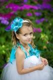 Little fairy in a tutu. Royalty Free Stock Photos
