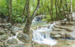 Little Falls en Thaïlande photo stock