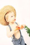 Little farmer Stock Photos