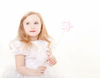 Little fay royalty free stock image