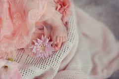 Little feet Royalty Free Stock Photo