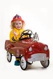 Little fireman Stock Photos