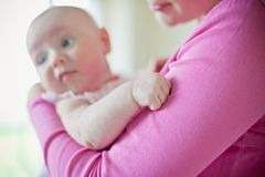Little Fist Royalty Free Stock Photo
