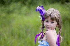 Little flapper Royalty Free Stock Photography