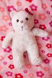 Little fluffy teddy bear Stock Photography