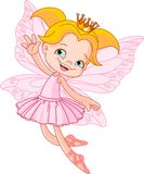 Little flying fairy Stock Photography