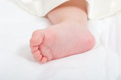 Little foot Royalty Free Stock Photos