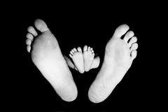 Little foots Stock Photos