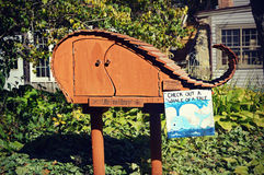 Little Free Library Stock Images