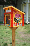 Little Free Library. There are nearly 40,000 Little Free Library book exchanges around the world, bringing curbside literacy home and sharing millions of books Royalty Free Stock Photography