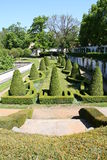 Little french style garden Royalty Free Stock Photo