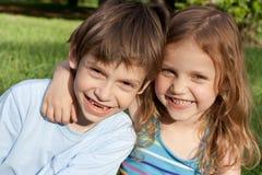 Little friends Stock Photos