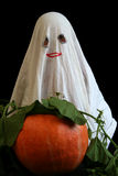 Little, funny ghost Stock Photography
