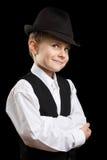Little gangster Stock Photos