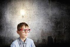 Little genius Stock Images