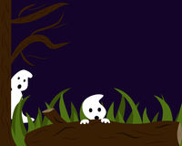 Little ghosts Stock Photography