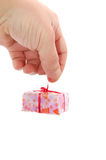 Little gift Royalty Free Stock Photo