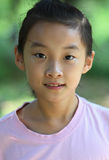 Little girl. Chinese little girl with cute face royalty free stock photography