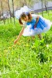 Little girl Royalty Free Stock Photos