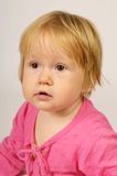 The little girl Royalty Free Stock Image
