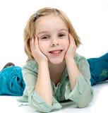 Little girl Stock Photos