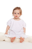 Little girl Royalty Free Stock Photo
