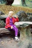 Little Girl Royalty Free Stock Photo