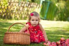 Little girl Stock Photo