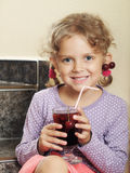 Little girl Stock Photos