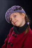 Little girl Stock Images