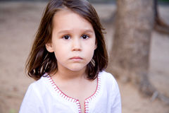 A little girl Royalty Free Stock Image