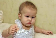 Little girl. Royalty Free Stock Photo
