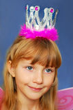Little girl as fairy Royalty Free Stock Photo