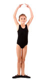 Little girl ballerina, Royalty Free Stock Photo