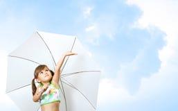 Little girl child Stock Image