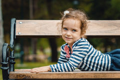 Little girl - child Royalty Free Stock Images