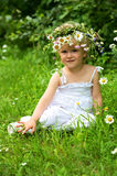 A little girl Stock Images