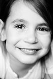 Little girl crying. Beautiful smiling little girl cry Stock Image