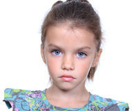 Little girl Royalty Free Stock Photos
